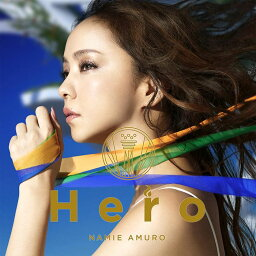Hero (CD+DVD) [ NAMIE AMURO ]