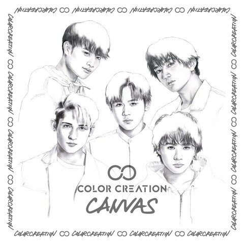 CANVAS (初回限定盤 CD+DVD) [ COLOR CREATION ]