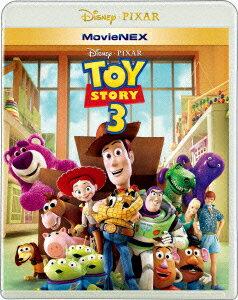 トイ・ストーリー3 MovieNEX【Blu-ray】 [ ティム・アレン ]...:book:16635854