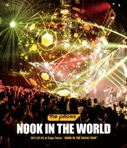"NOOK IN THE WORLD 2017.07.22 at Zepp Tokyo ""NOOK IN THE BRAIN TOUR"