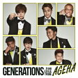 ショッピングGENERATION AGEHA (CD+DVD) [ GENERATIONS from EXILE TRIBE ]