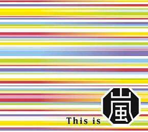 This is 嵐 (初回限定盤 2CD+DVD) [ 嵐 ]