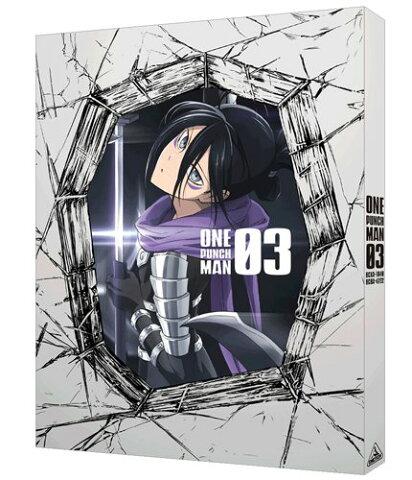 ワンパンマン 3 特装限定版 【Blu-ray】 [ 古川慎 ]