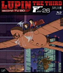 ルパン三世 second-TV.BD DISC.26【Blu-ray】 [ <strong>山田康雄</strong> ]