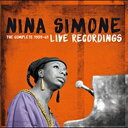 Vocal - 【輸入盤】Complete 1959-1962 Live Recordings (2CD) [ Nina Simone ]