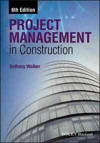 ProjectManagementinConstruction[AnthonyWalker]