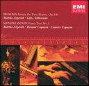 Classic - 【輸入盤】Piano Trio.1: Argerich, Capucon+brahms: Sonata Op.34b: Zilberstein [ メンデルスゾーン(1809-1847) ]