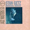 現代 - 【輸入盤】Bossa Nova: Verve Jazz Masters53 [ Stan Getz ]