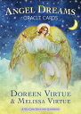 Angel Dreams Oracle Cards ANGEL DREAMS ORACLE CARDS [ Doreen Virtue ]