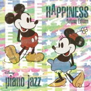 "Disney piano jazz ""HAPPINESS""Deluxe Edition"