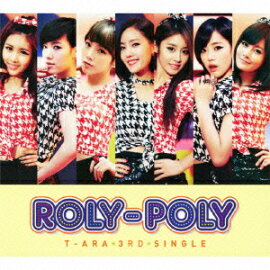Roly-Poly (Japanese Ver.)�ʽ����B CD+DVD��