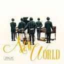 NEW WORLD (初回限定盤 CD+Blu-ray+スマプラ) [ 大橋トリオ ]