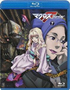 マクロスF 7【Blu-ray】 [ 中村悠一 ]...:book:13067231