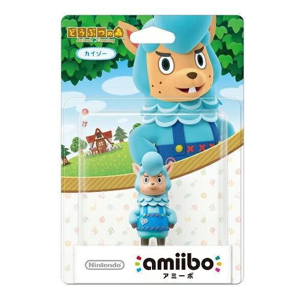 amiibo カイゾー(どうぶつの森シリーズ)の商品画像