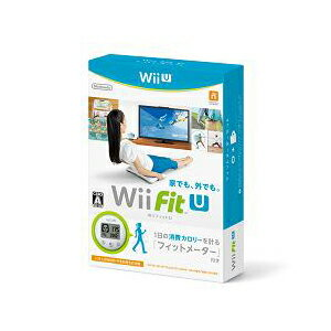 Wii Fit U フィットメーター セット