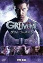 GRIMM/グリム シーズン3 DVD-BOX [ デヴィッド・ジュントーリ ]