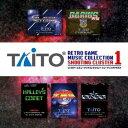 タイトー レトロゲームミュージック コレクション 1 シューティング クラスタ ZUNTATA