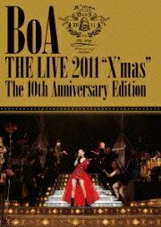 BoA THE LIVE 2011 X'mas The 10th Anniversary Edition