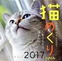 猫めくりカレンダーリフィル(2017)