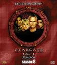 スターゲイト SG-1 SEASON8 SEASONS コンパクト・ボックス [ リチャード・ディー