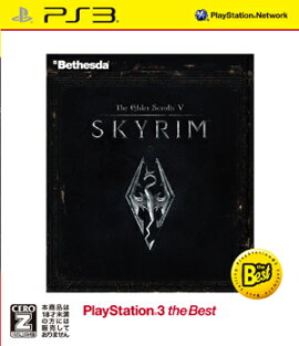 The Elder Scrolls V �� Skyrim PlayStation3 the Best