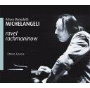 古典 - 【輸入盤】Piano Concerto, 4, : Michelangeli(P) Gracis / Po +ravel: Concerto [ ラフマニノフ (1873-1943) ]