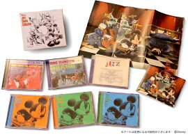 Disney Jazz Giants Collection�ʸ��������� ��ڿȳ�ȢBOX���͡�
