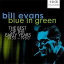 【輸入盤】Blue In Green Best Of Early Years 1955-1960 (Rmt) Bill Evans (piano)