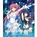 ��ͽ���sprite LIVE 2015 - Beyond the sky - Blu-ray