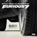 【輸入盤】Furious 7 [ ワイルド スピード Sky Mission ]