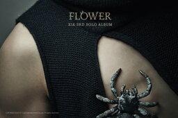 【輸入盤】XIA 3集 - Flower [ <strong>ジュンス</strong> ]