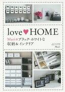 【定番】<br />love HOME