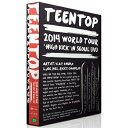 "【輸入盤】2014 WORLD TOUR ""HIGH KICK"" IN SEOUL (2DVD+フォトブック) [ TEEN TOP ]"