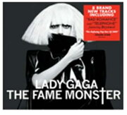 【輸入盤】 LADY GAGA / FAME MONSTER (1CD VERSION)