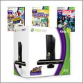楽天スーパーSALE限定!Xbox360&Kinect&ソフト究極遊び尽くしセット!の画像