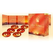 ライオン・キング トリロジー MovieNEX 【Blu-ray】