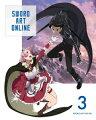 ソードアート・オンライン 3【完全生産限定版】【Blu-ray】