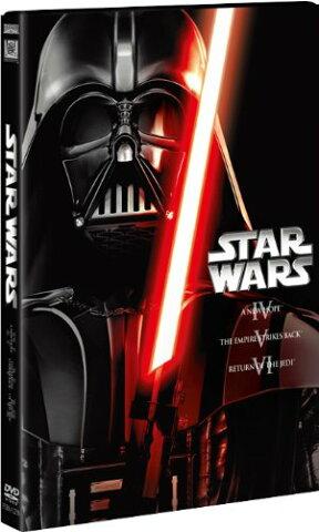 スター・ウォーズ オリジナル・トリロジー DVD-BOX<3枚組>【初回生産限定】 [ マーク・ハミル ]