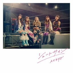 シュートサイン (通常盤 CD+DVD Type-C) [ AKB48 ]