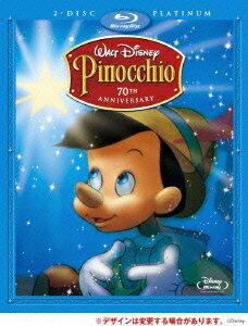 ピノキオ プラチナ・エディション【Blu-ray】 【Disneyzone】 [ ディック…...:book:13137351