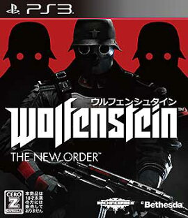 Wolfenstein The NEW ORDER PS3��