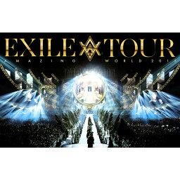 "EXILE LIVE TOUR 2015 ""AMAZING WORLD""【DVD2枚組+スマプラ】 [ EXILE ]"