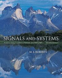 SignalsandSystems:AnalysisUsingTransformMethods&MATLAB