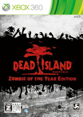 DEAD ISLAND Zombie of the Year Edition Xbox360��