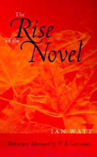 The_Rise_of_the_Novel��_Studies