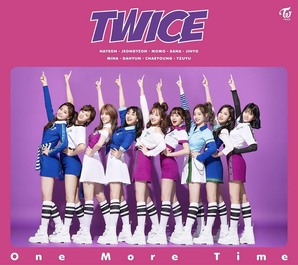 One More Time (初回限定盤A CD+DVD) [ TWICE ]