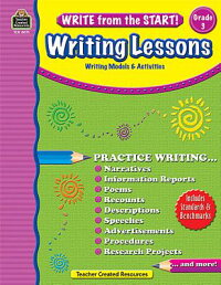 WritefromtheStart!WritingLessons,Grade3:WritingModels&Activities[JaneBaker]