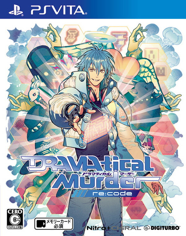 DRAMAtical Murder re:code 通常版