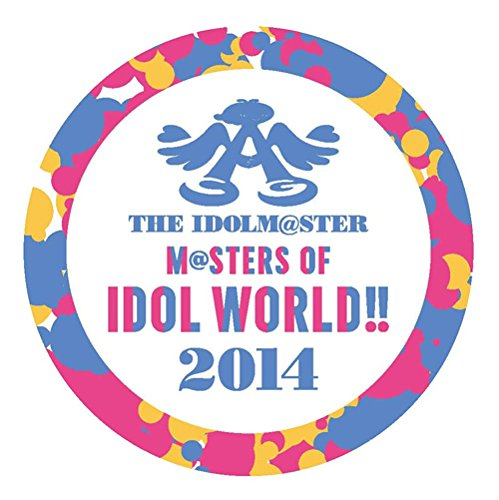 THE IDOLM@STER M@STERS OF IDOL WORLD!! 2014 Day2【Blu-ray】 [ (V.A.) ]