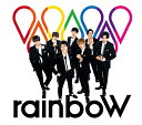 【先着特典】rainboW (初回盤A CD+DVD)(rainboW ステッカーA) [ ジャニーズWEST ]